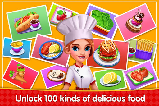 Cooking Square Food Street modavailable screenshots 3