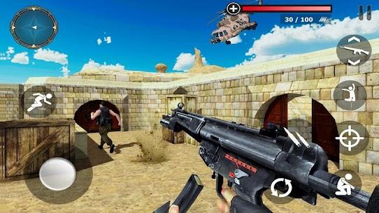 Counter Terrorist FPS Fight 2019 MOD (Unlimited Money) 7