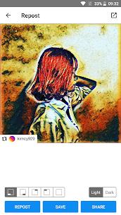 Repost for Instagram – Regram Mod Apk v2.8.0 (Pro) 3