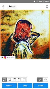 Regram Posts - Repost for Instagram Screenshot