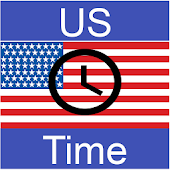 US TIME CLOCK = USA TIME ZONES