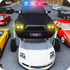 Elevated Car Racing Speed Driving Parking Game