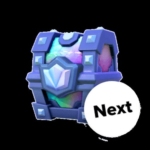 Next Chest For Clash Royale