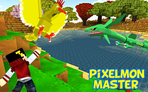 Pocket Pixelmon Master 1.0 screenshots 2