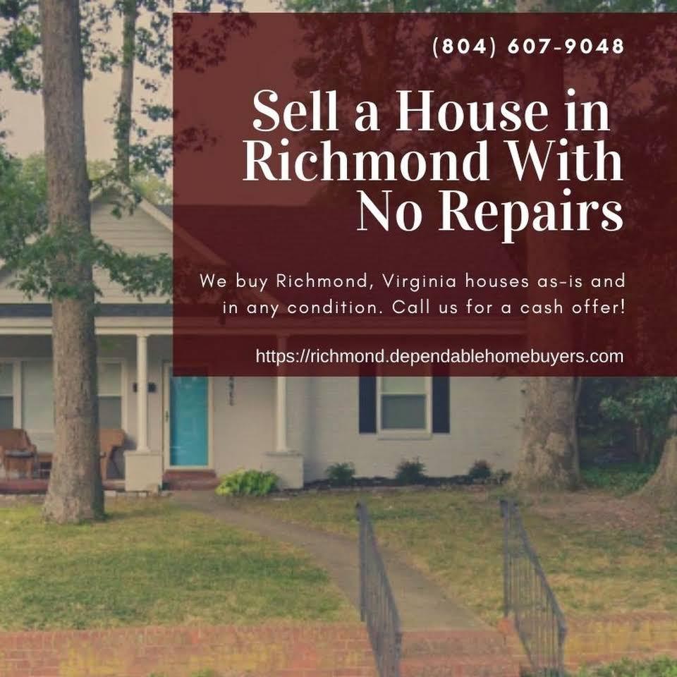 we buy houses richmond