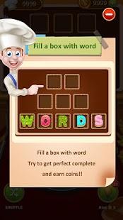 Word Cake: Word Brain - náhled