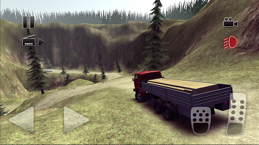 玩免費模擬APP|下載トラック運転手クレイジー道路 app不用錢|硬是要APP