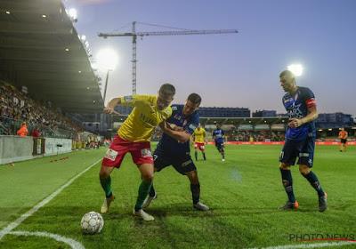 Mohamed forfait contre l'Antwerp, Amallah pas encore prêt