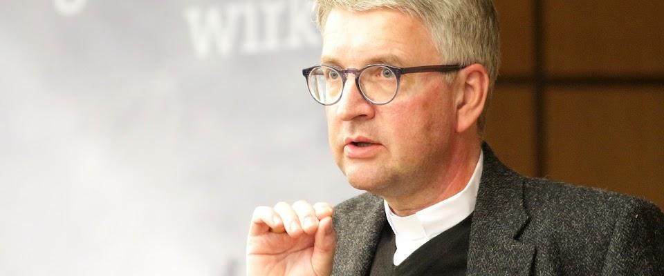 pax christi-Präsident Bischof Peter Kohlgraf