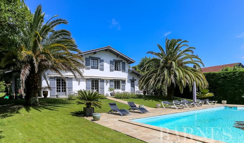 Maison avec piscine et jardin Ciboure