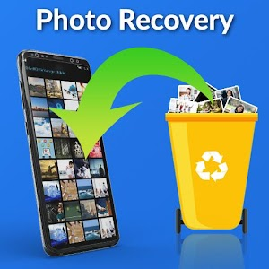 Deleted Photo Recovery App Restore Deleted Photos 1.0.8 by Vmobify logo