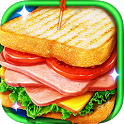 School Lunch Food Maker icon