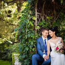 Wedding photographer Aleksandra Burilina (DiHHka). Photo of 10.11.2016