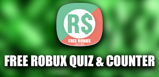 Free Robux Calc And Quizz For Roblox 2019 Applications - mettre un code robux