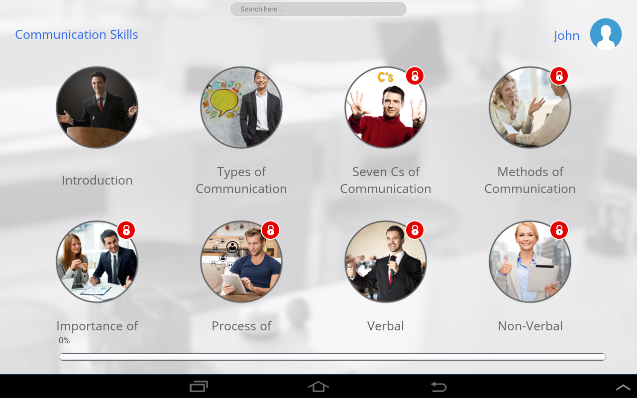 learn communication skills android apps on google play learn communication skills screenshot