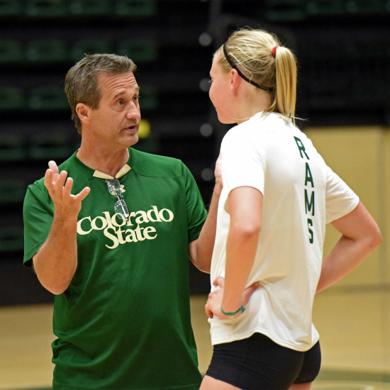Colorado State Coaching Clinic
