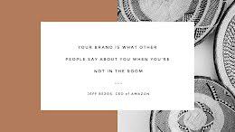 Your Brand - Presentation item