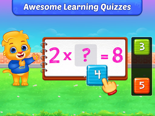 Multiplication Kids - Math Multiplication Tables android2mod screenshots 11