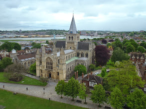 Photo: Rochester Cathedral