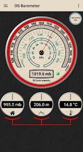 DS Barometer – Altimeter and Weather Information 4