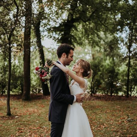 Wedding photographer Audrey Morisson (morisson). Photo of 28.09.2017