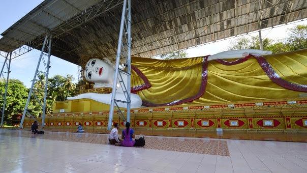 Shwe Thalyaung Pagoda
