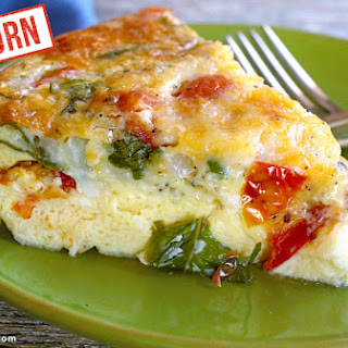 Tomato Basil Frittata Baked Recipes