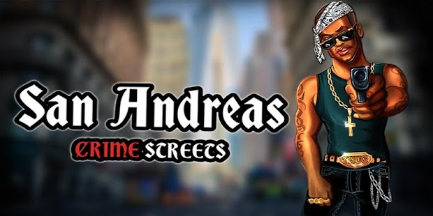 San Andreas Crime Streets - náhled