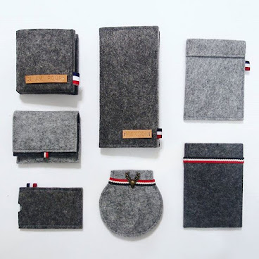 Felt Bag Collection