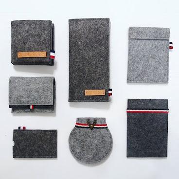 Felt Bag Collection
