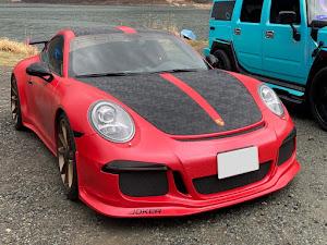 911 GT3のカスタム事例画像 メシ<車さんの2021年03月29日17:54の投稿