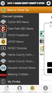 CloseWatch Harris County- screenshot thumbnail