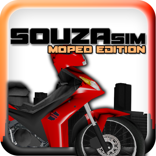 SouzaSim - Moped Edition file APK for Gaming PC/PS3/PS4 Smart TV