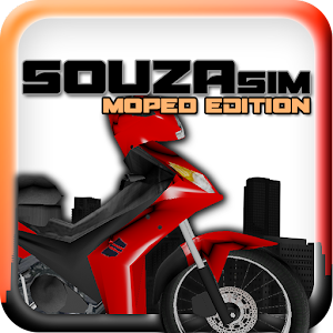 SouzaSim – Moped Edition for PC and MAC