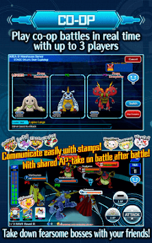 DigimonLinks APK screenshot thumbnail 4