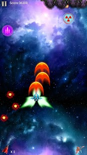 Ekstar Shooter Screenshot