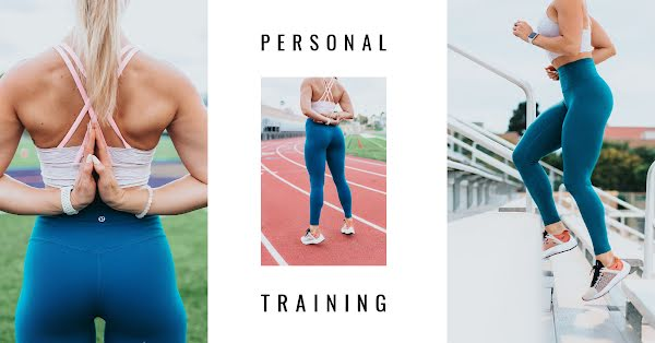 Personal Training - Facebook Event Cover Template
