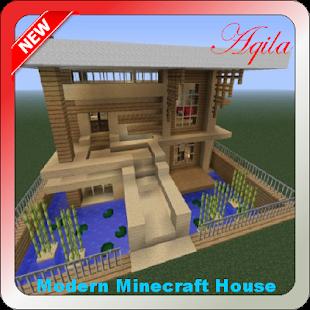 Modernes Minecraft Haus Apps Bei Google Play - Minecraft hauser schritt fur schritt