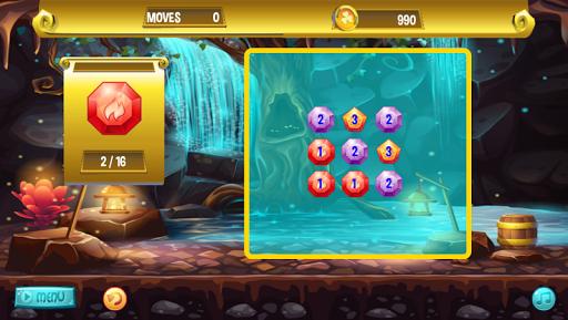 Treasure Hunt 脳ゲーム ブレインゲーム