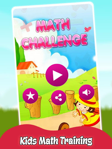Math Challenge For Kids