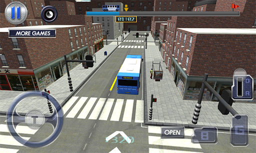 Bus Simulator 2015: City Fun