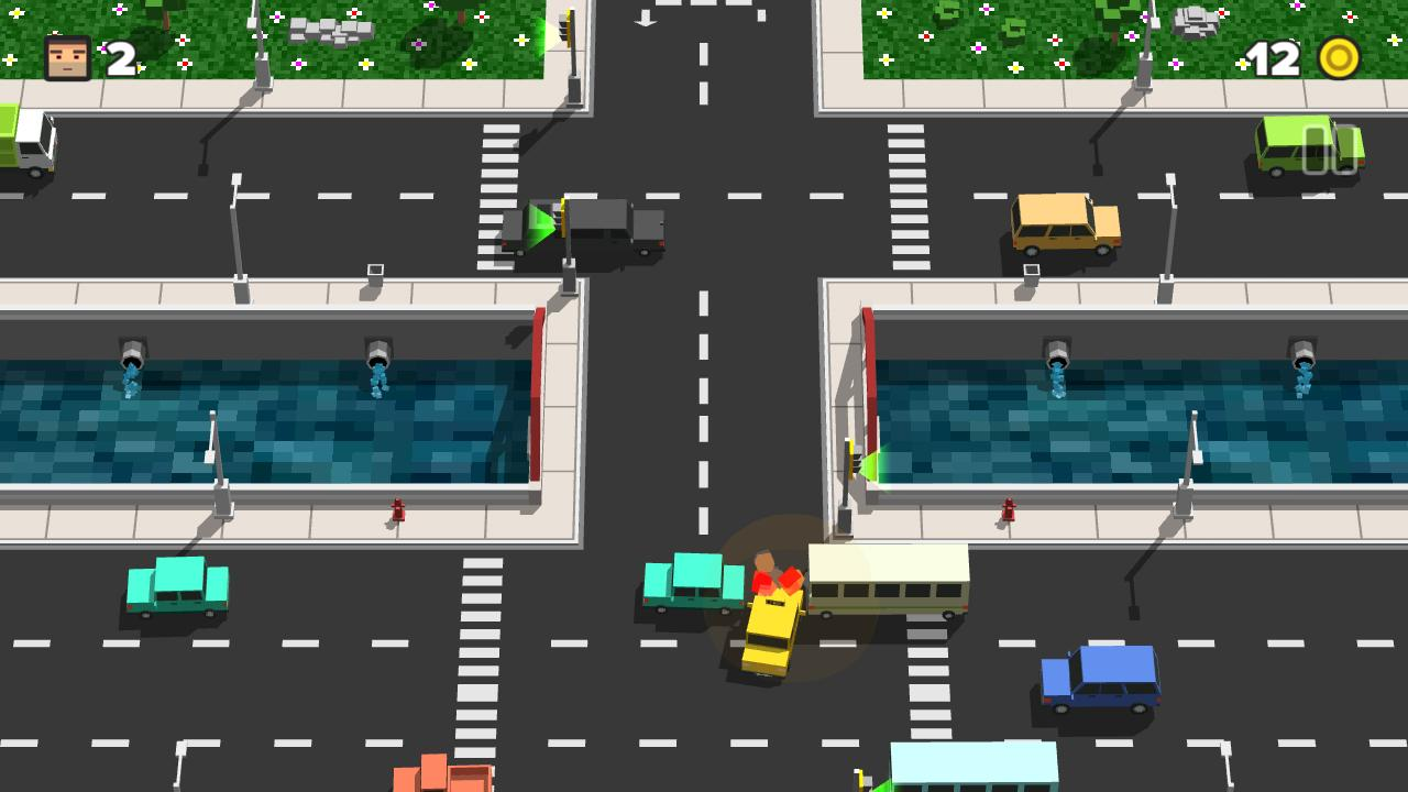 Loop Taxi- screenshot
