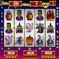Halloween Roletinha Slot