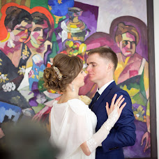 Wedding photographer Anna Zhovner (Nushkin). Photo of 07.06.2016