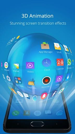 CM Launcher 3D-Theme Wallpaper screenshot 1