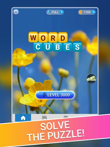 Word Cubes screenshot 8