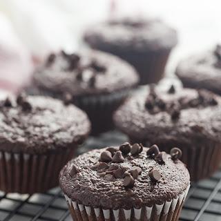 Double Chocolate Muffins (Carnival Copycat) Recipe