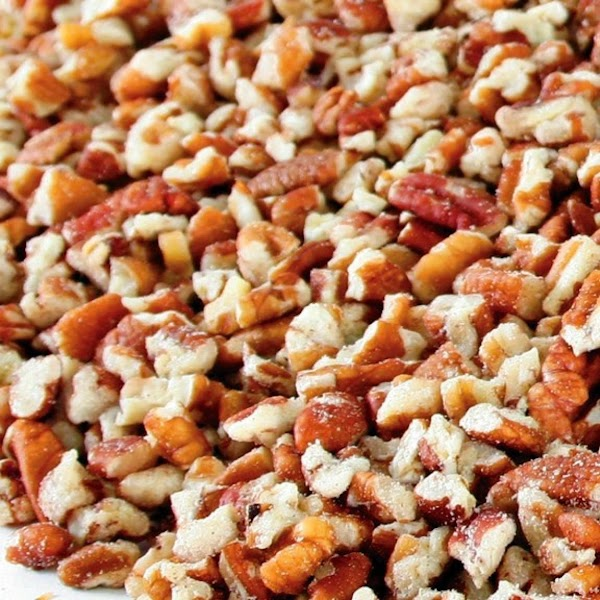 *Note: My mom's recipe called for pecans, I prefer walnuts. Use what suits your...