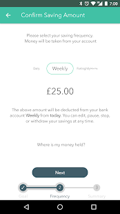 Folio - Save Money Automatically- screenshot thumbnail