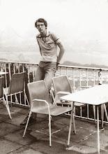 Photo: 1979 in Dortmund-Syburg (Restaurant Ruhrterrassen, heute ,Spielbank')